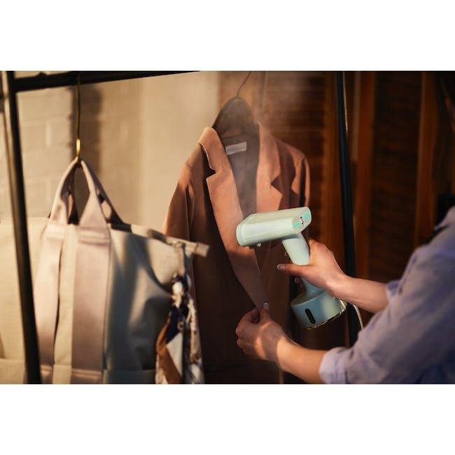 BRUNO Handheld Steamer - Blue Grey - 3