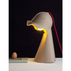 Egg of Columbus Table Carton Lamp