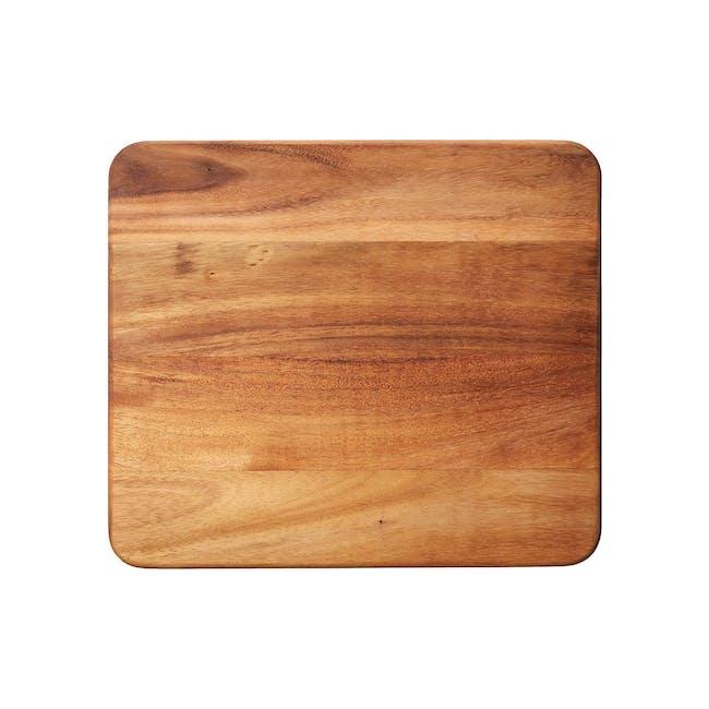 Ironwood Long Grain Utility Cutting Serving Board - 2