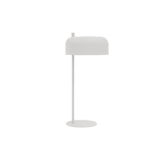 Bridget Table Lamp - White - 0