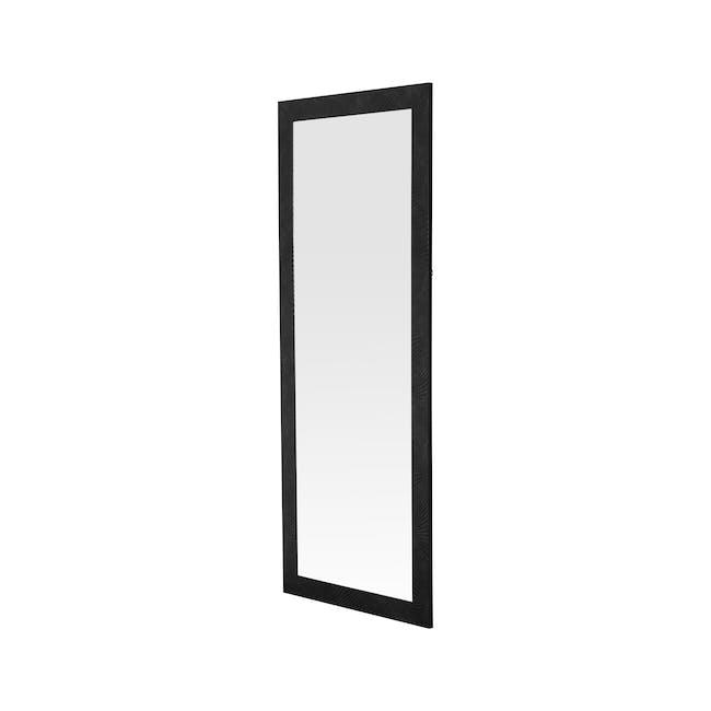 Malse Full-Length Mirror  70 x 170 cm - Black - 2