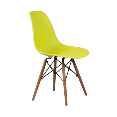 DSW Chair - Lime Green - Image 2