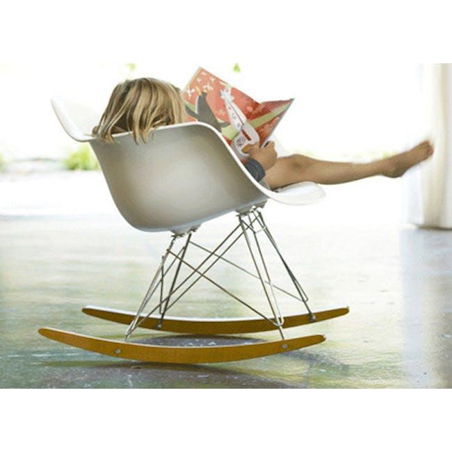 RAR Rocking Chair Replica - White - 2