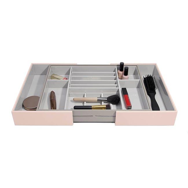 Makeup In-Drawer Organiser - Blush - 0