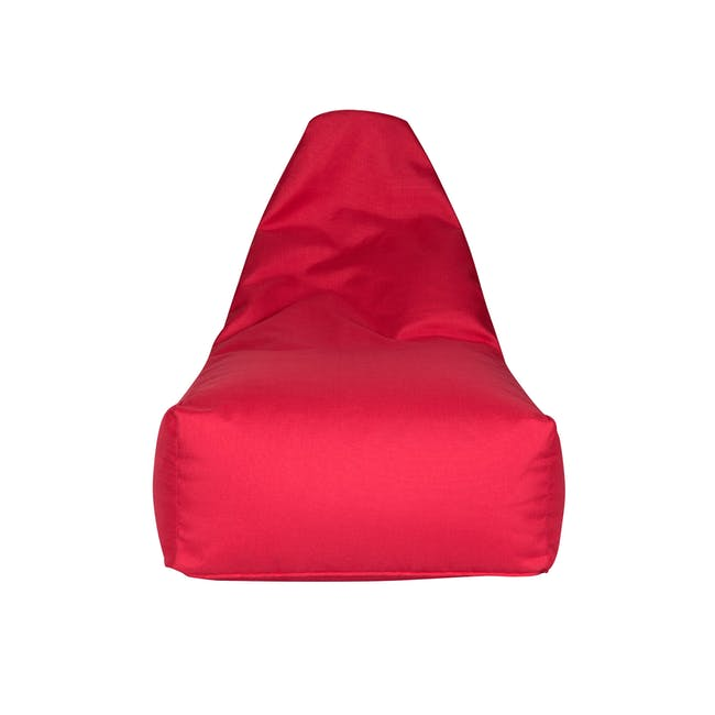 Milly Bean Bag - Red - 2