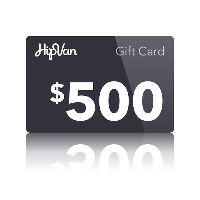 $500 eGift Card - 0