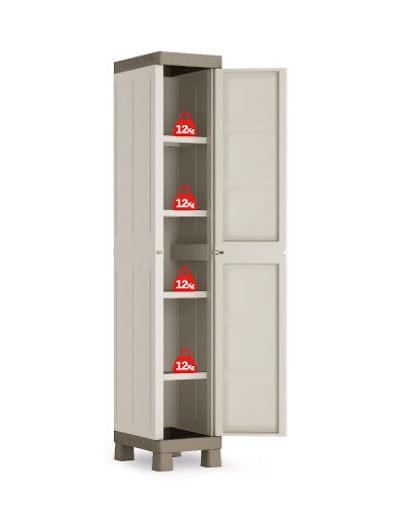 Excellence 1 Door Cabinet