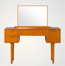 Vintage Dresser Console Table