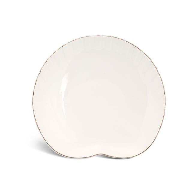 Fish & Clam Small Plate (Set of 2) - 0