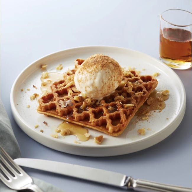 BRUNO Single Hot Sand Maker - Waffle Attachment - 1