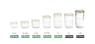 Familia Jar 0.2L