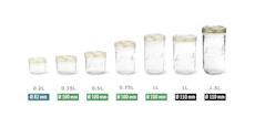 Familia Jar 0.75L