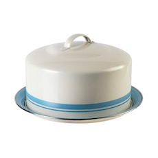 Jamie Oliver Tin Cake Container with Lid - Large