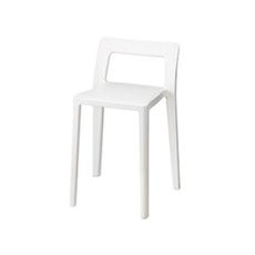 ENOTS Minimal Chair - White
