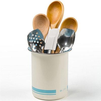 Jamie Oliver Tin Utensil Container