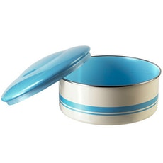 Jamie Oliver Tin Cake Container with Lid - Small