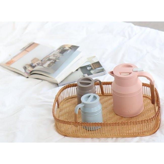 MOSH! Mug cup 400ml - Turquoise - 3