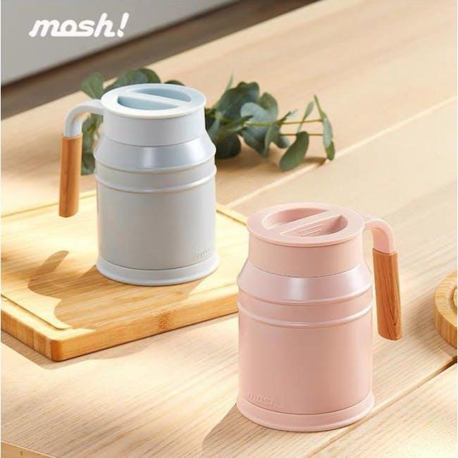 MOSH! Mug cup 400ml - Turquoise - 2