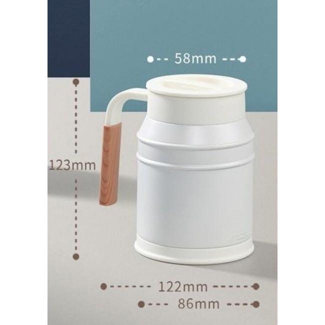 MOSH! Mug cup 400ml - Turquoise - 8