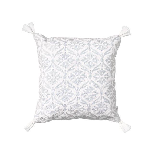 Ramsau in Winter Throw Cushion - 0