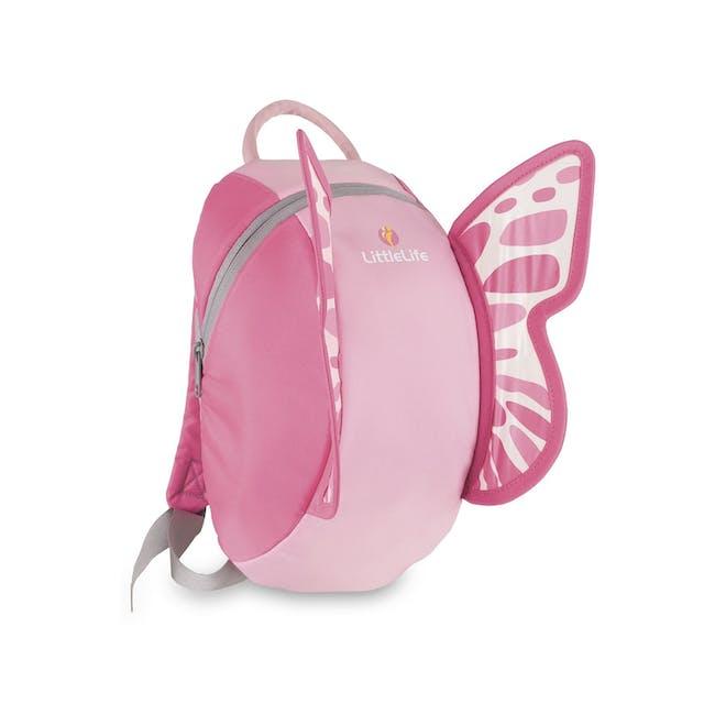 LittleLife Animal Kids' Backpack - Butterfly - 0