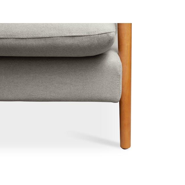 Astrid 2 Seater Sofa - Ivory - 8