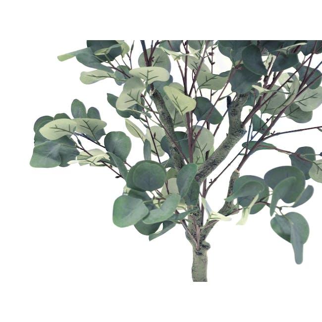 Potted Faux Eucalyptus Tree 160 cm - 2