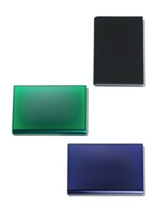 Card Case - Deep Blue