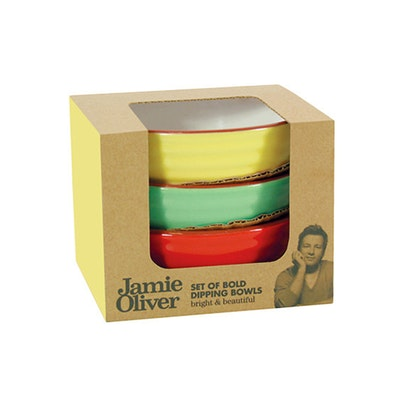 Jamie Oliver Terracotta Bowls without Spreader  - Image 2