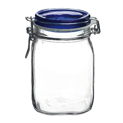 Fido Jar Herm 1000 - Blue Top (Buy 3 Get 1 Free!)