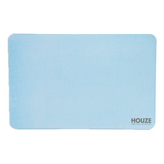 Houze - Diatomite Absorbent Mat - Blue