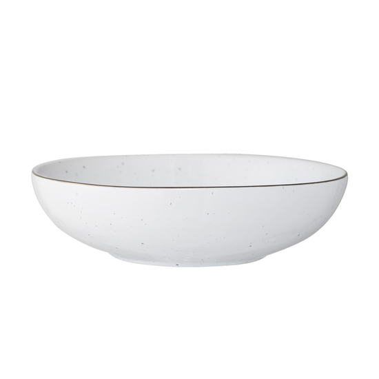 FYND - Dani Serving Bowl - White