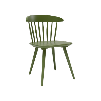 (As-is) Iria Dining Chair - Green - 2 - Image 1