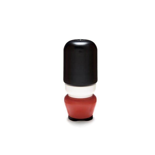 PELEG DESIGN Major Pepper Salt and Pepper Shaker Set - 0