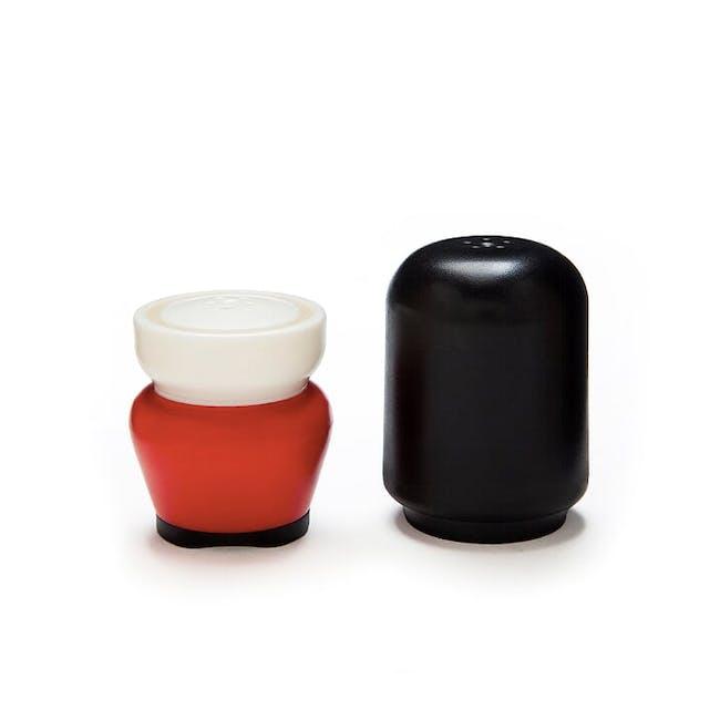 PELEG DESIGN Major Pepper Salt and Pepper Shaker Set - 2