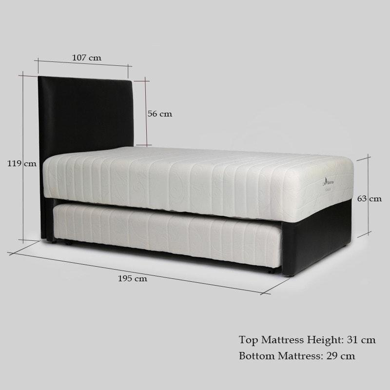 Unison 3 In 1 Super Single Bed