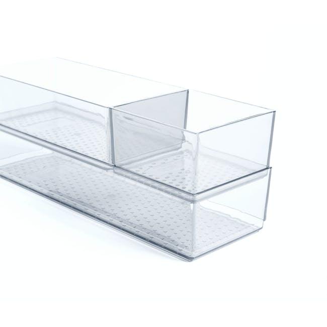 Hallie Clear Organiser - XL - 2