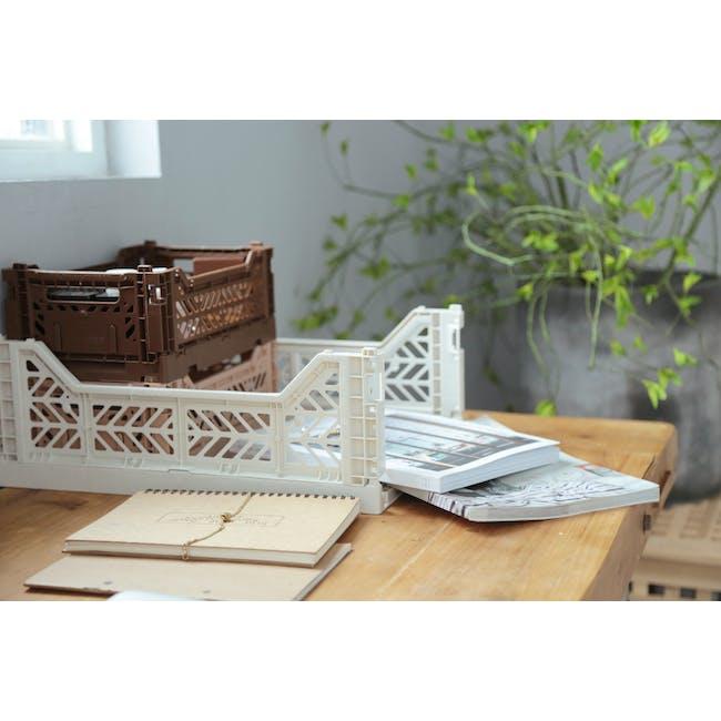 Aykasa Foldable Midibox - White - 2