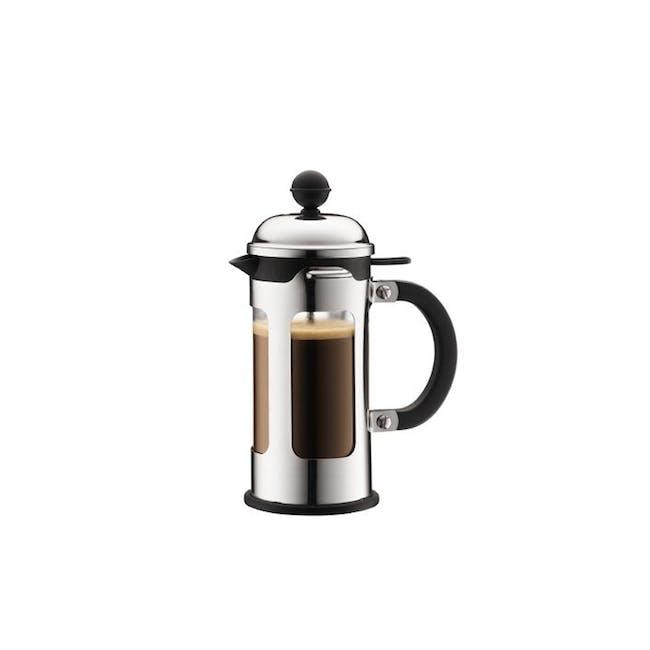 CHAMBORD 3 cup Coffeemaker 0.35L  - Chrome - 0