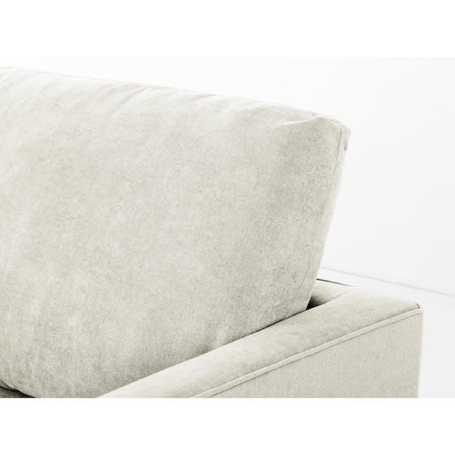 Ashley 3 Seater Lounge Sofa -Pearl - 3