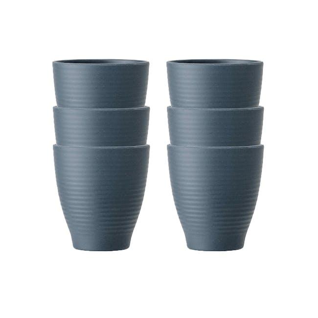 Rhea Cup - Blue (Set of 6) - 0