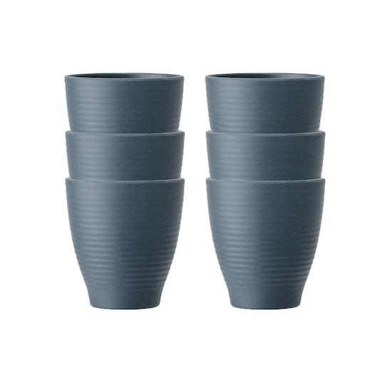 Laholm - Rhea Cup - Blue (Set of 6)