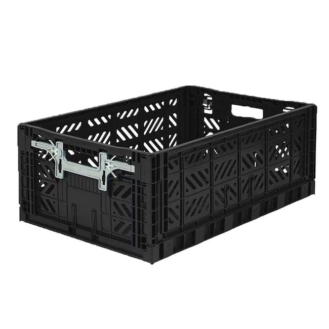Aykasa Foldable Maxibox - Black - 0