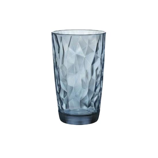 Bormioli Rocco - Diamond Cooler 470 ml - Ocean Blue