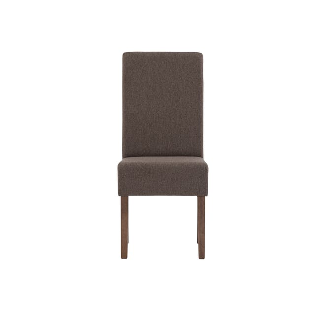 Nora Dining Chair - Cocoa, Chestnut - 2