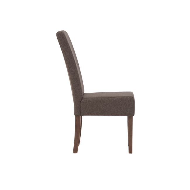 Nora Dining Chair - Cocoa, Chestnut - 1