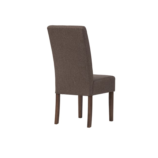 Nora Dining Chair - Cocoa, Chestnut - 3