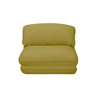 Jesse Sofa Bed - Mustard - Image 1