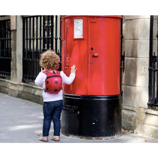 LittleLife Animal Toddler Backpack - Ladybird - 1