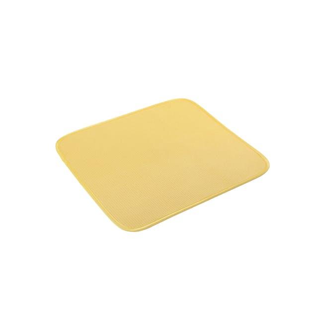 Dish Drying Mat Lemon - 1